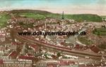 Pontypridd, View of the town 1937