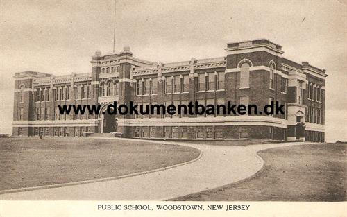 Woodstown, Public School, New Jersey