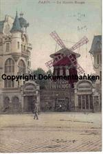 Le Moulin Rouge 2 september 1911